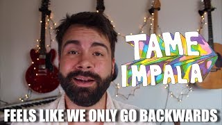 Feels Like We Only Go Backwards - Tame Impala - Easy Ukulele Tutorial
