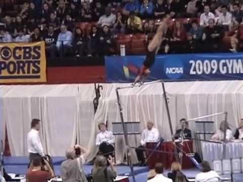 Courtney Kupets 2009 NCAA Championships.wmv