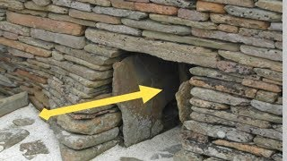 Farmer Knocks Over A Stone And Uncovers The Hidden Entrance To A Thousand-Year-Old Secret