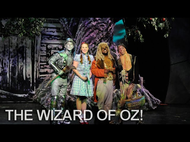 Episode 2 The Wizard of Oz!