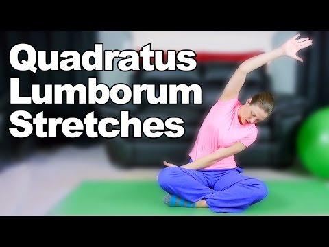 Quadratus Lumborum (QL) Stretches - Ask Doctor Jo