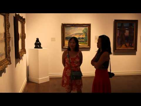 Slow Art Day 2015 at the Honolulu Museum of Art