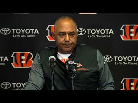 Marvin Lewis said ESPN's report about him leaving is not accurate