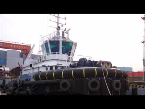32m Azimuth Drive Harbour Tug