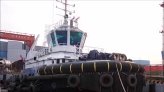 32m Azimuth Drive Harbour Tug