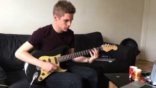 Shayne Ward - 2nd Audition - Moving Target - Guitar