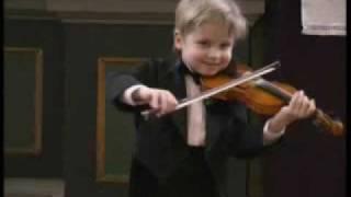 Lucas Wecker - 6 Jahre - Tschaikowsky - Violine