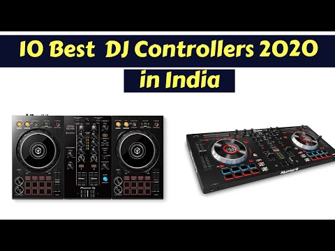 Top 10 Best DJ Controllers In India 2020 Prices List