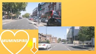 LIVE DRIVING VLOG EAST LONDON ~ HOTTEST DAY OF 2020 SO FAR HERE