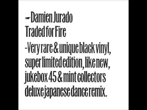 Damien Jurado: traded for fire