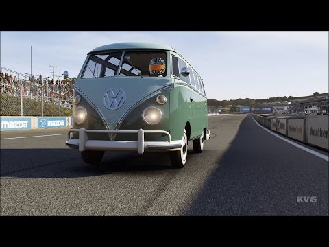Forza Motorsport 6 - Volkswagen Type 2 De Luxe 1963- Test Drive Gameplay (XboxONE HD) [1080p60FPS]