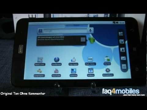 [Tablet-PC] Das BASE Tab in Aktion - Teil 1 (ohne)