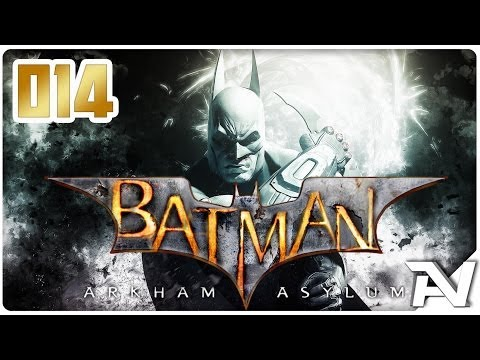 Let's Play Batman: Arkham Asylum (German) #014 [Fallen über Fallen]