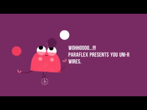 Paraflex wires and cables - YouTube