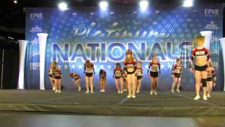 Senior 3 Ignite Platinum Nationals Reading PA 4/8/17