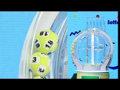 15e Tirage de la Loterie Vert : Vendredi 12 Février 2021