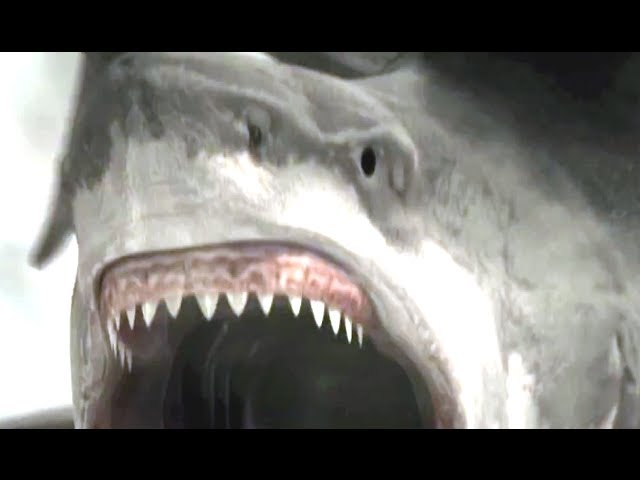 Sharknado 2: The Second One, Sharky New Trailer - MightyMega