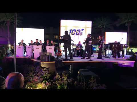 """West Coast Music"" Band Entertains At NFL Annual Meeting 2019"
