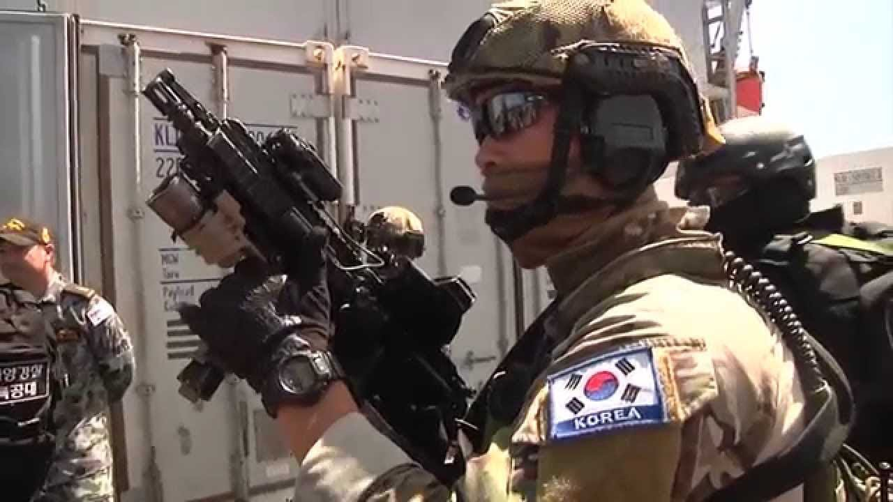Visit, Board, Search And Seizure (VBSS) Exercise (HD