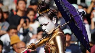 Repeat youtube video 第39回 大須大道町人祭「大駱駝艦」in大光院