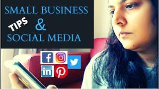 Social Media Tips for Small/New Business|Kanika Bajaj