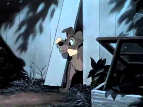 Walt Disney Films - Lady and the Tramp (1955)