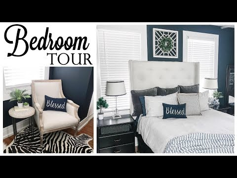 Master Bedroom Tour! | 100 Year Old Home