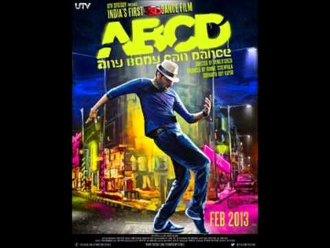 ABCD any body can dance song psycho-re