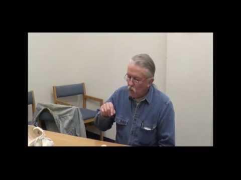 Bill Burger on prehistorical archaeology in Southwest Florida