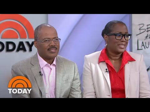 Anthony Griffith On Sharing Story Of Loss And Hope In New Book | TODAY