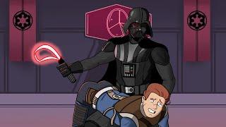 Jedi Fallen Order but it's kinky