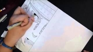 Drawing Pain [Naruto]