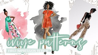 Iviye Patterns  |  First Impression Review