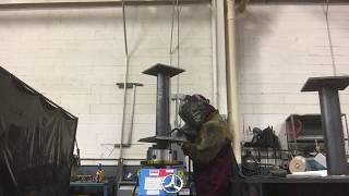 Diversified Fall Protection- Fabrication- Welding Positioner