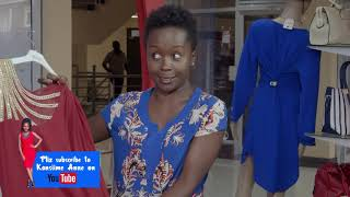 Not for sell. Kansiime Anne. African Comedy