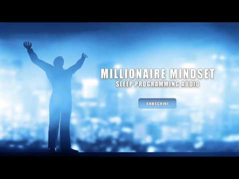 Sleep Programming for Wealth - Millionaire Mindset - Attract