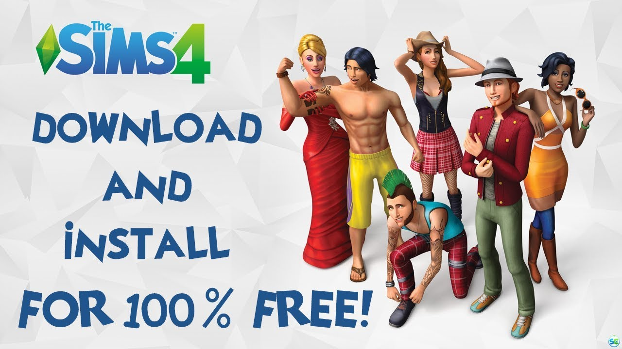 download the sims 4 free torrent