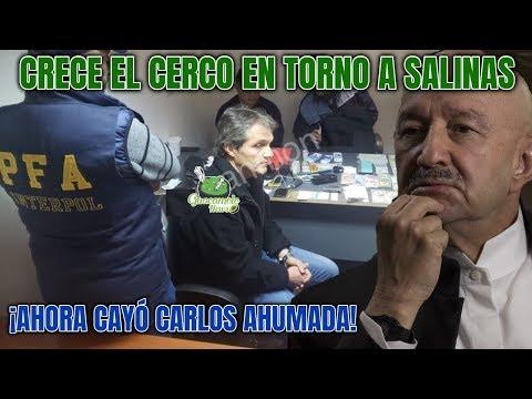 Otro golpe quirúrgico de la 4T para desmantelar a Carlos Salinas. Faltan él y El Jefe Diego.