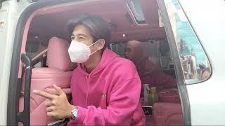 {LIVE} UPS LUCUNYAAAA! HARIS VRIZA TERLIHAT MEMAKAI BAJU COUPLE BARENG RIA RICIS