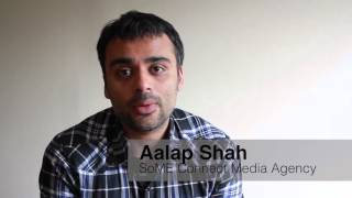Testimonial  Aalap Shah, SoME Connect Media Agency