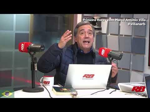 """Villa concorda com Fernando Holiday: """"Os vereadores não trabalham"""""""