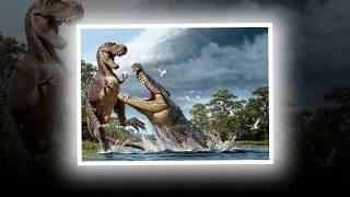 В США нашли останки древнего крокодила о двух ногах
