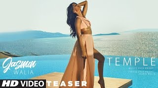 Temple Song Teaser | Jasmin Walia | Song Releasing 8th March | T-Series