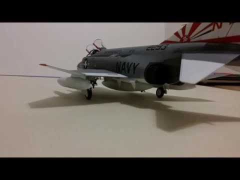 The Genessis-Models F-4 Phantom Group Build Show Special (January 2015)