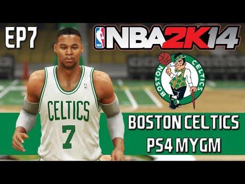 NBA 2K14 MyGM Mode: Boston Celtics - 2014 All-Star Weekend [EP7]