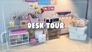 Desk Tour다꾸하고 싶은 책상 꾸미기(feat.타…
