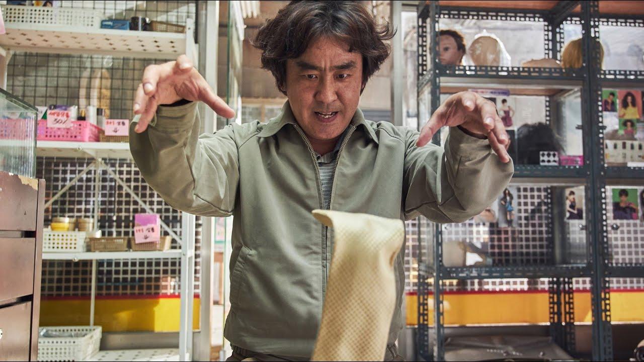 한국에 유독 형사 영화가 많은 이유