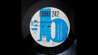 "🖤 FRONT 242 ""Sample D""   DIB"