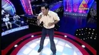 Subrat Star singer Ravivarmana