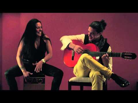 Guitarra y Cajón Flamenco - Clara Rozo